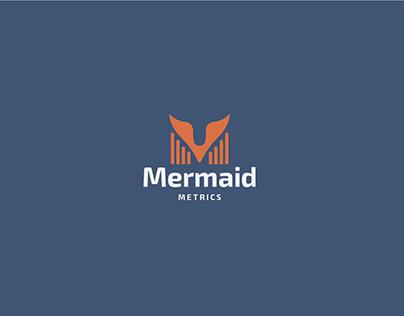 Mermaid Metrics - Logo Design
