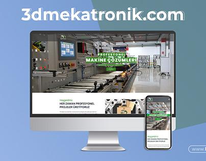 3D Mekatronik