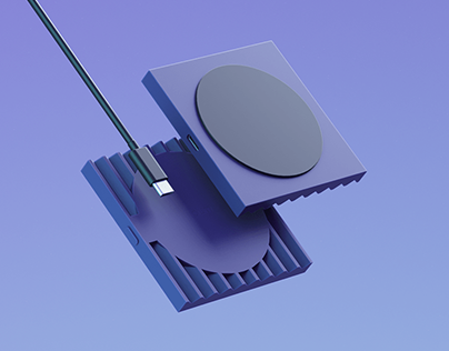 PLUM | wireless charger