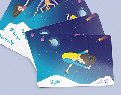 Design and Illustrations for Yogamini Kids
