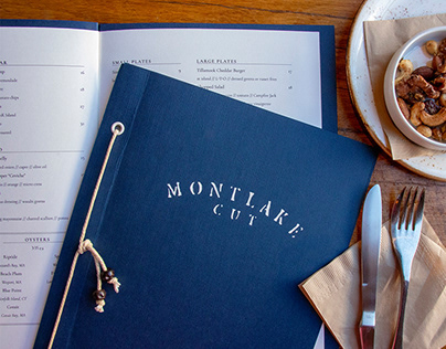 Menu: Montlake Cut