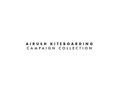 Airush Kiteboarding: Campaign Prints