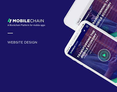 Mobilechain Website