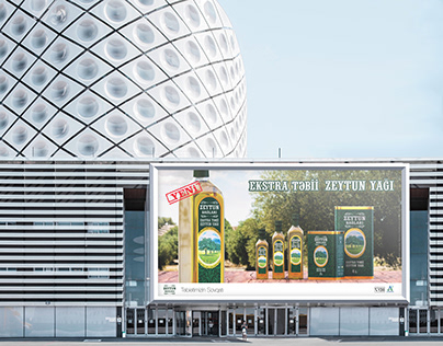 Zeytun Baglari: Outdoor Ads