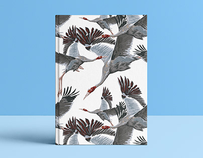 Birds vol.1 | Book Cover Illustration
