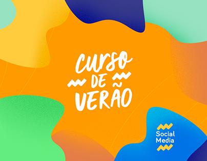Curso de verão | Social Media
