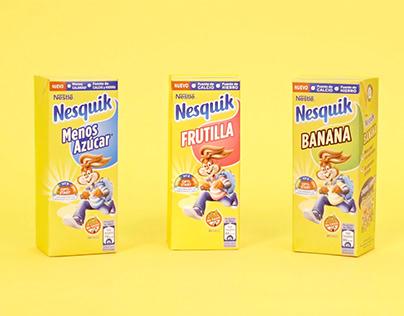 Nesquik New Flavours