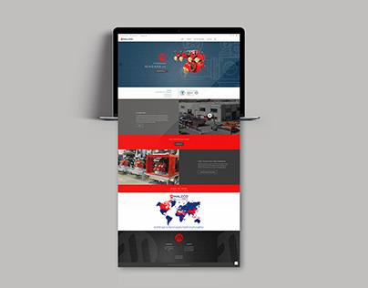 Sito web Maleco