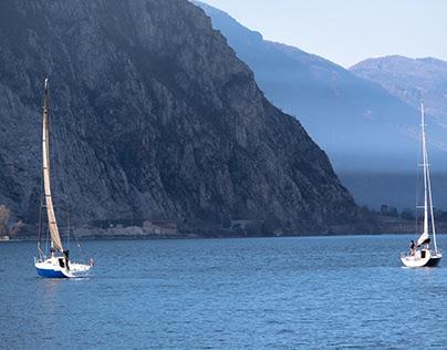 Lake Como, Lecco, Italy