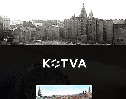Kotva / REBRANDING