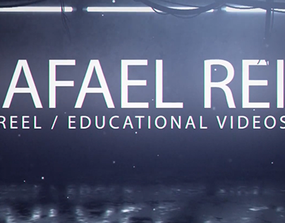 RAFAEL REIS - Reel Educational Videos
