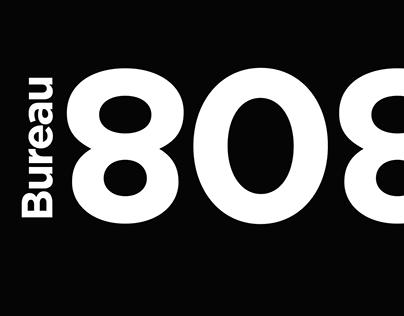 Branding: Bureau 8080