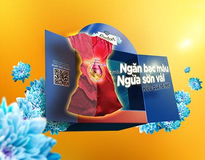 Comfort KOL AR Gift Box