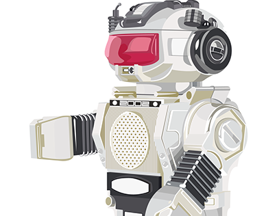 Illustrator Robot