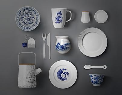 ICHA Branding Design | 上海愛與搽品牌設計