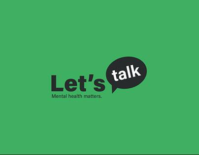 LetsTalk - Mental Health Matters