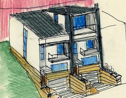 Terraced Tugilde - MDU2