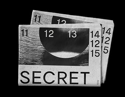 Secret Spaces - Exhibition