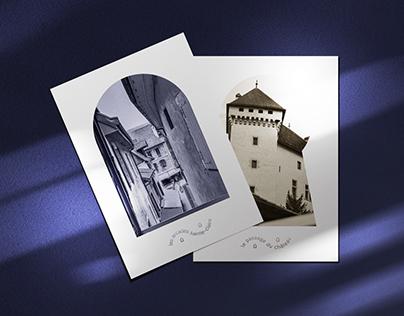 Locations saisonnières à Annecy • Branding