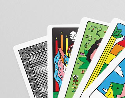 LGBT tarot cards