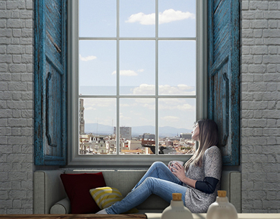 Window dining room