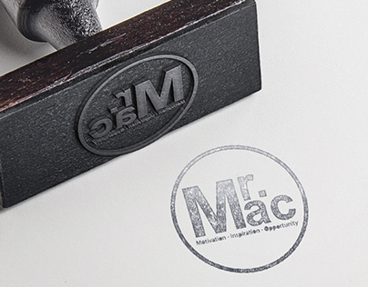 Mr.Mac Official Logo