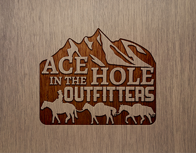 Ace in the Hole Outfitters Logo