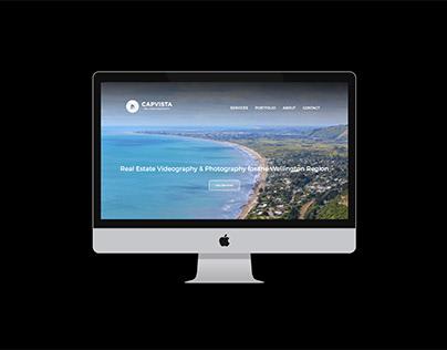 Website Design & Development - Capvista