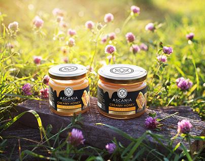 Ascania. Honey Brand Development