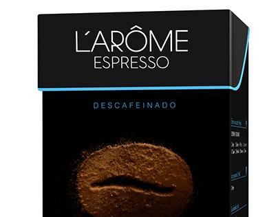 Packaging L'Arôme