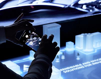 Interactive 3D architecture / Filmproduction