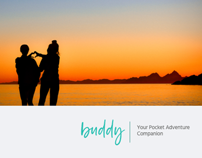 Buddy | Your Pocket Adventure Companion (UX Design)