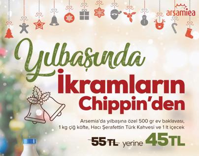 Koç - Chippinapp Poster Design