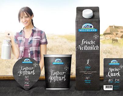 MILCHLAND | Packaging Design
