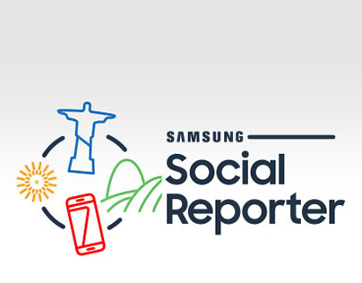 Samsung social reporter - video candidacy