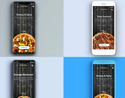 pizza delivery Application
