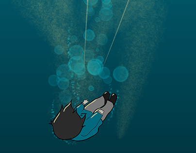 Body underwater