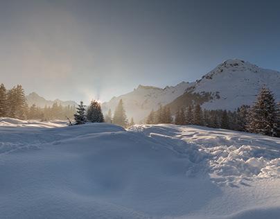 Mürren, Berner Oberland, Switzerland