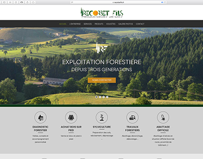 SITE WEB - WEB DESIGN, STRATÉGIE & PHOTOS