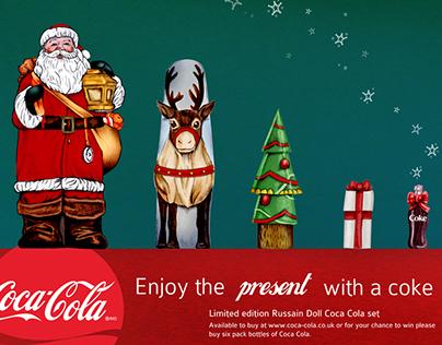IDEAS: Coca Cola (mock up)