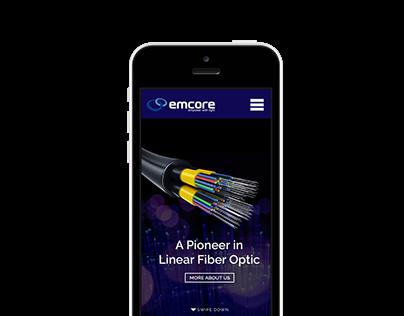 Emcore - Website