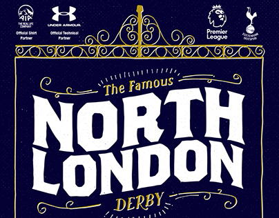 Tottenham Hotspur programme cover competition.