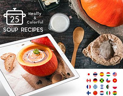 Food Recipes / 25 SOUP RECIPES