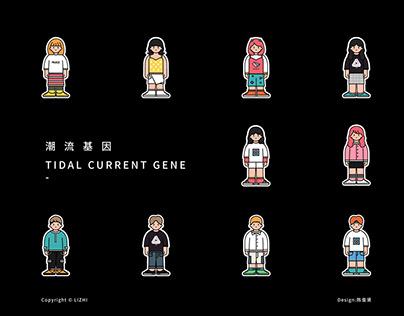 潮流基因/TIDAL CURRENT GENE