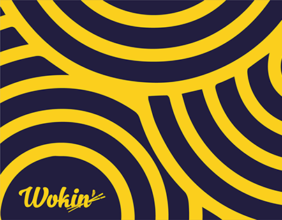 Wokin' | BRANDING