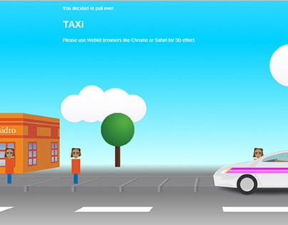 TAXi - Web Game Prototype