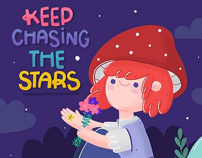 Keep chasing the Stars