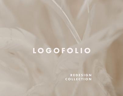 Logofolio redesign collection | 2019-2020
