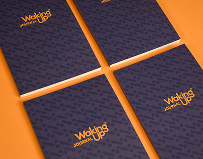 Waking Up Morning Routines Brand Identity and Journals