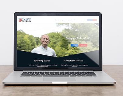 Mike Mullin for Virginia - Website